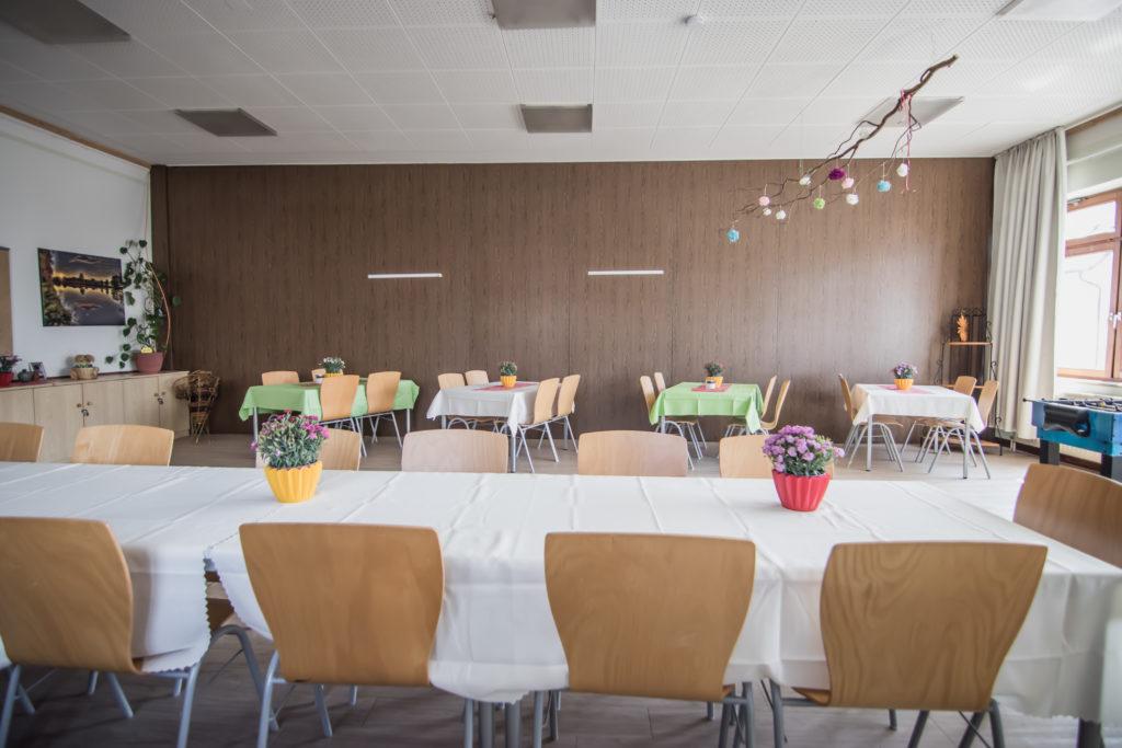 Raum für Vorträge