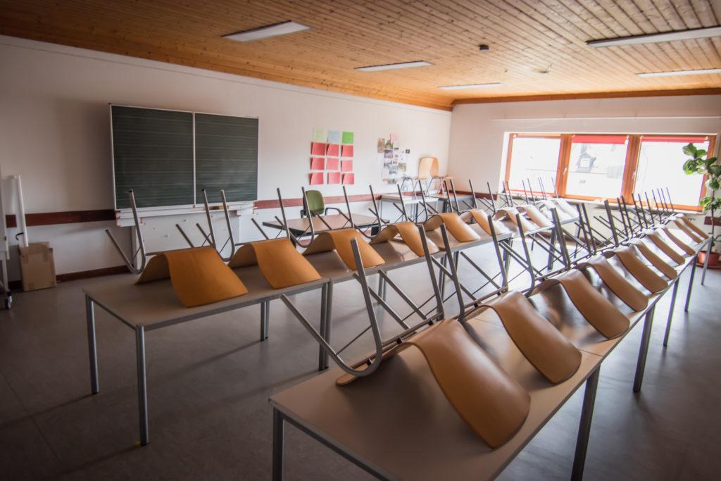 Der Lehrsaal